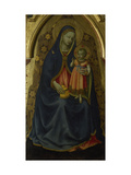 Madonna and Child, Triptych of Saint Peter Martyr, San Marco, Florence, Italy (Frescoes) Giclee Print by  Fra Angelico