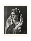 Hinda, 1876, UK Giclee Print by Francis John Wyburd