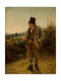 Old Mickie, 1859 Giclee Print by Erskine Nicol