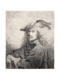 Portrait of an Officer, 1642 Giclee Print by Ferdinand Bol