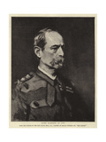 Lord Roberts in 1885 Giclee Print by Frank Holl