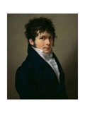 Portrait of a Man, 1809 Giclee Print by Francois Xavier Fabre