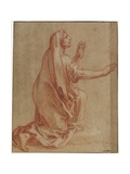Study for Raising of Lazarus, C. 1677 Giclee Print by Francois Verdier