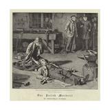 Our Parish Murderer Reproduction procédé giclée par Frank Dadd