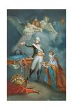 Major General Aleksandr Vassil'Evich Suvorov (1729-1800) in Uniform Giclee Print by Francesco Gallimberti