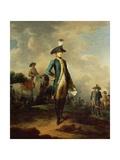 Marquis De La Fayette (1757-1834), C.1781-85 Giclee Print by Francesco Giuseppe Casanova