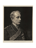 General Viscount Wolseley Giclee Print by Frank Holl