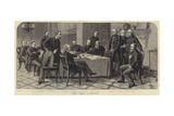 The New Cabinet Reproduction procédé giclée par Frank Dadd