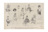 The International Congress of Women Giclee Print by Frank Craig