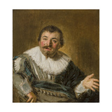 Portrait of Isaac Abrahamsz. Massa, C.1635 Giclee Print by Frans Hals