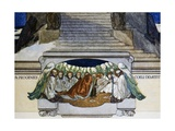 And New Progeny Descends from Heaven Giclee Print by Franz Von Bayros