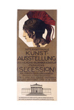 Internationale Kunst-Ausstellung/(Secession) Giclee Print by Franz von Stuck