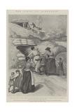 The Siege of Kimberley Giclée-Druck von Frederic Villiers