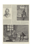 The Prisons of Siberia Giclee Print by Frederick Pegram