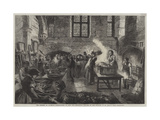 The Distress in Coventry Giclee Print by Frederick John Skill