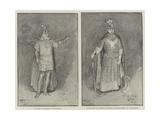 Lohengrin Giclee Print by Frederick Morgan