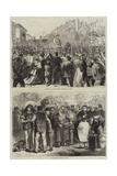 Franco-Prussian War Giclee Print by Frederick Barnard
