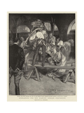 Rehearsing for the Diamond Jubilee Procession Giclee Print by Frederick Henry Townsend