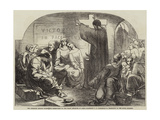 The Christian Church During the Persecution by the Pagan Emperors of Rome Giclee Print by Frederick Richard Pickersgill