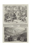 Exhibition of the Royal Academy Giclee Print by Frederick Richard Pickersgill