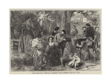Love's Labour's Lost Giclee Print by Frederick Richard Pickersgill