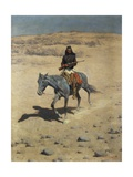 Apache Scout Giclee Print by Frederic Remington