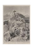 The Light Side of Warfare, Drawing the Enemy's Fire Reproduction procédé giclée par Frederic De Haenen