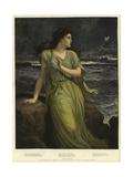 Miranda Giclee Print by Frederick Goodall