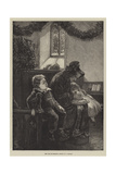 Rest and Be Thankful Giclee Print by Frederick Barnard