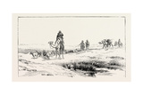 By the Borders of the Dessert, 1884 Giclee Print by Frederick Goodall