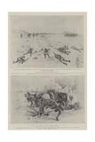 The War in the Transvaal Giclée-Druck von Frederic Villiers