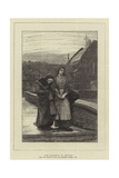 The Harbour of Refuge Giclee Print by Frederick Walker