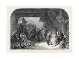 La Fete De Mariage Giclee Print by Frederick Goodall