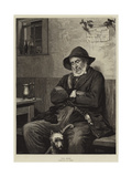Post Haste Giclee Print by Frederick George Cotman