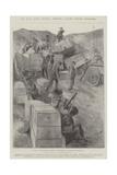 The War, with General Buller's Column before Colesberg Giclée-Druck von Frederic Villiers