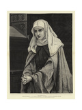 Isabella Giclee Print by Frank W. W. Topham