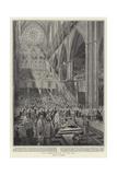 The Inthronisation of the King Reproduction procédé giclée par Frederic De Haenen