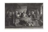 The Foundling Giclee Print by George Bernard O'neill