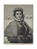 The Burgomaster's Daughter Giclee Print by George Henry Boughton