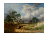 Landscape Giclee Print by George Cole