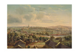 Sydney from Woolloomooloo, 1849 Giclee Print by George Edward Peacock