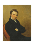Portrait of a Young Gentleman, 1819 Giclee Print by George Dawe