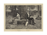 The Waning of the Honeymoon Giclee Print by George Henry Boughton