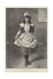 The New Girl Giclee Print by George Adolphus Storey