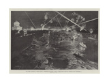 New York's Welcome to Admiral Dewey Giclee Print by G. W. Peters
