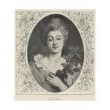 Holly Giclee Print by George Adolphus Storey