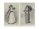 Fins De Siecle in Fashions Giclee Print by George Adolphus Storey