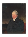 Portrait of William Curling, Esq., 1828 Giclee Print by George Lance