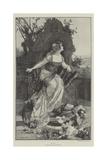 Hope Giclee Print by Gabriel-Joseph-Marie-Augustin Ferrier