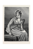 Grandmamma, 1870 Giclee Print by George Dunlop Leslie